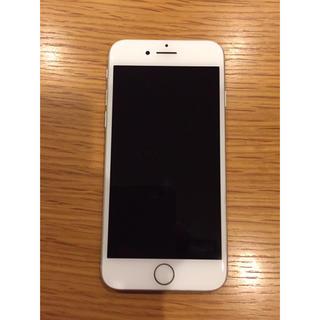 Apple - iphone7 シルバー 128GB本体