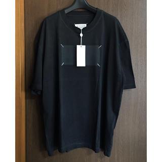 マルタンマルジェラ(Maison Martin Margiela)の20SS新品50 メゾン マルジェラ Memory of Tシャツ ブラック 黒(Tシャツ/カットソー(半袖/袖なし))