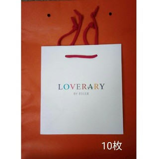 フェイラー(FEILER)のF−023 フェイラー10枚プレゼント用紙袋(ショップ袋)