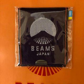 ビームス(BEAMS)の高田織物 × BEAMS JAPAN 別注 畳縁 カード & コイン ウォレット(折り財布)