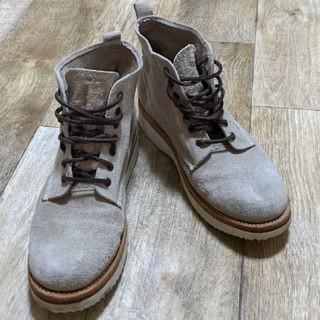 レッドウィング(REDWING)の定価2.8万◇Caminando×SHIPS◇スエードレザーブーツ◇27.5cm(ブーツ)