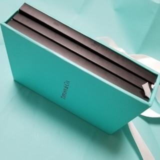Tiffany & Co. - 専用 ティファニー ブッククロス付き ノートブック 3冊セット