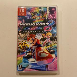Nintendo Switch - マリオカート8デラックス Switch