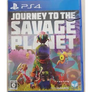 PlayStation4 - journey
