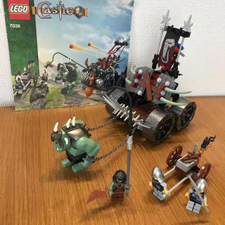Lego - レゴ (LEGO) キャッスル トロール突撃ワゴン 7038