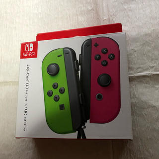 Nintendo Switch - Nintendo JOY-CON (L)/(R)  ジョイコン