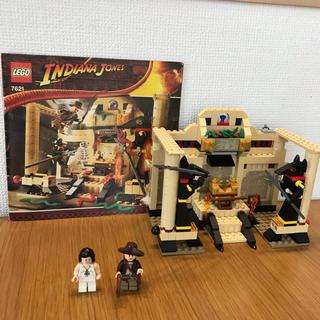 Lego - レゴ (LEGO) インディ・ジョーンズ 神殿からの脱出 7621