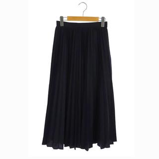 エンフォルド(ENFOLD)のenfold プリーツスカート 36(ロングスカート)