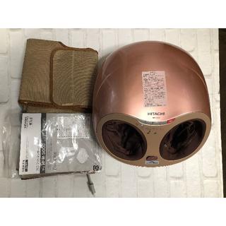 日立 - 日立製フットマッサージャーHFM-3000P(ピンク色)