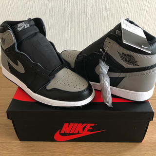 NIKE - NIKE AIR JORDAN 1 Shadow