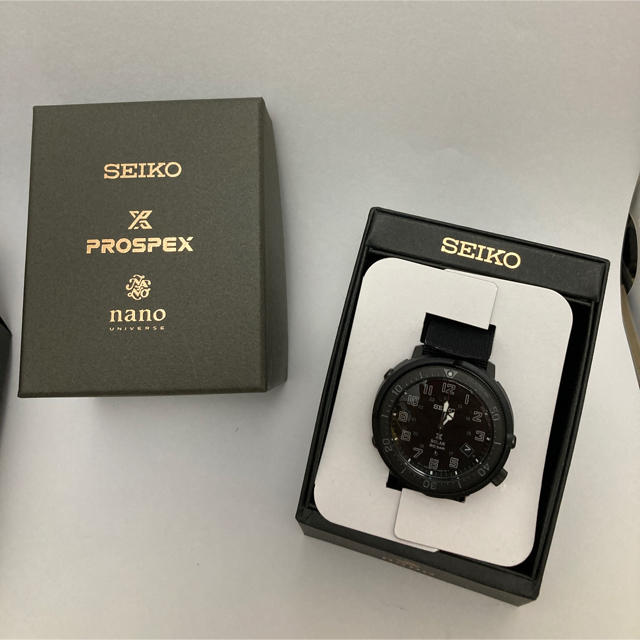 SEIKO(セイコー)の未使用品 SEIKO PROSPEX SBDJ043 ツナ缶 メンズの時計(腕時計(アナログ))の商品写真