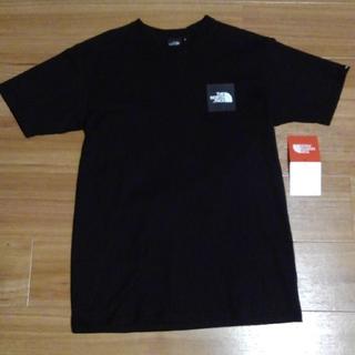 THE NORTH FACE - 超美品 THE NORTH FACE スクエアロゴTシャツ 黒 Lサイズ