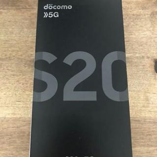 Galaxy - galaxy s20+ docomo sc52a gogo999xp