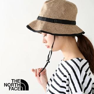 THE NORTH FACE - 新品未使用 North Face ハイクハット ナチュラル サイズM