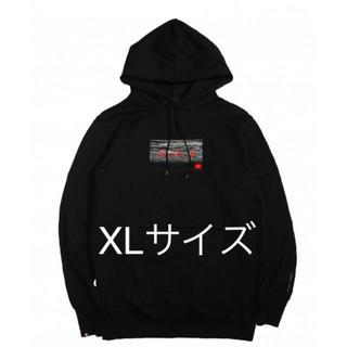フラグメントデザイン ゴッドセレクション XXX コラボ パーカー フーディー(パーカー)