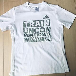 アディダス(adidas)の★adidas  速乾Tシャツ 150(Tシャツ/カットソー)