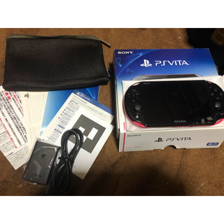 PlayStation Vita Wi-Fiモデル2000
