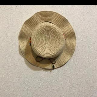 エニィファム(anyFAM)の麦わら帽子(帽子)