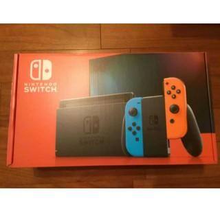 Nintendo Switch - 【新品未使用未開封品】NintendoSwich本体