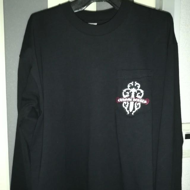 Chrome Hearts(クロムハーツ)のクロムハーツ ロンT XL  正規品 試着のみ supreme  メンズのトップス(Tシャツ/カットソー(七分/長袖))の商品写真