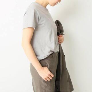 DEUXIEME CLASSE - Deuxieme Classe Light Tシャツ カーキ 20SS