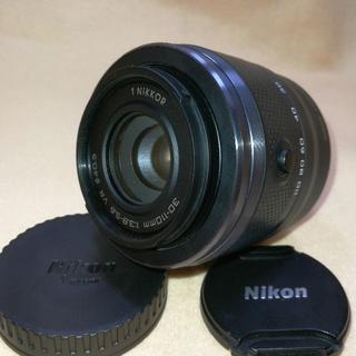 Nikon - 望遠 Nikon 1 NIKKOR 30-110mm 黒
