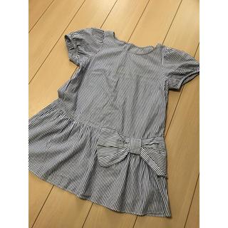 クチュールブローチ(Couture Brooch)のクチュールブローチストライプチュニック(チュニック)