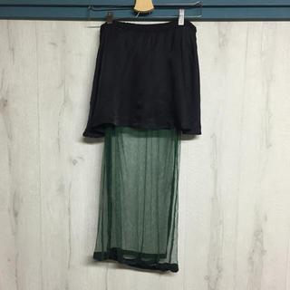 トーガ(TOGA)のメッシュスカート(その他)