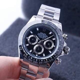 OMEGA - デイトナ ブラック文字盤 メンズ 腕時計