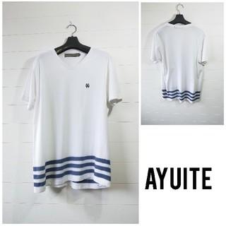 アユイテ(AYUITE)の「美品」ayuite アユイテ tシャツカットソー メンズ(Tシャツ/カットソー(半袖/袖なし))