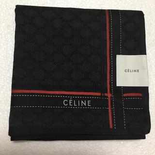 セリーヌ(celine)の⭐️再値下げ⭐️新品⭐️セリーヌ ハンカチ(ハンカチ/ポケットチーフ)