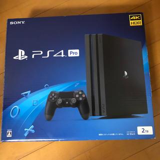 PlayStation4 - PlayStation4Pro 2TB