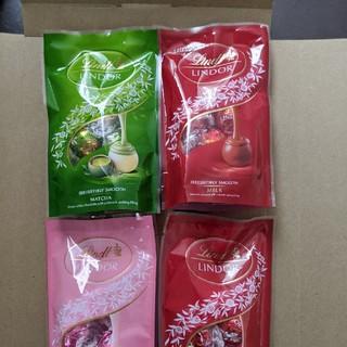 リンツ(Lindt)のリンツリンドール 抹茶2箱(菓子/デザート)