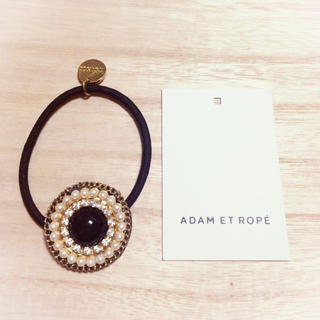 アダムエロぺ(Adam et Rope')のアダムエロペ新品ヘアゴム(ヘアゴム/シュシュ)
