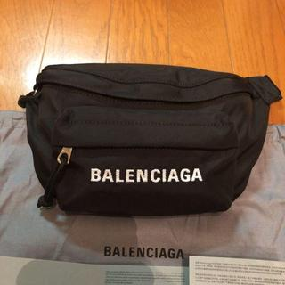 Balenciaga - BALENCIAGA バレンシアガ ウエストポーチ ボディバッグ