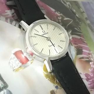 OMEGA - ⭐OH済 綺麗 オメガ オーバル 卵形 レディースウォッチ 時計 着物 極美品