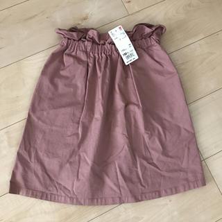 ユニクロ(UNIQLO)の女の子 スカート ユニクロ 150cm(スカート)