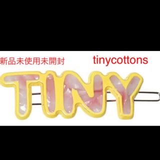 こどもビームス - tinycottons  タイニーコットンズ  ヘアクリップ キッズ