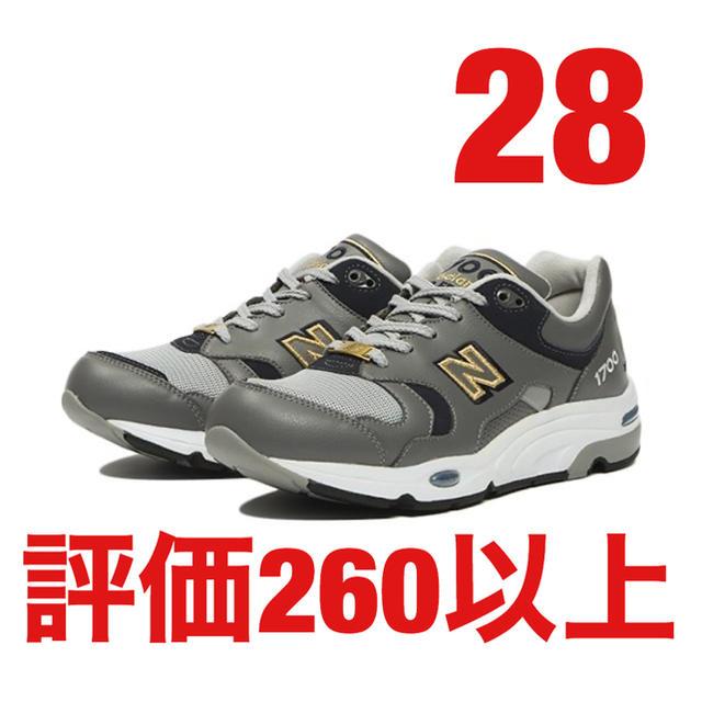 New Balance(ニューバランス)のNew Balance CM1700NJ 新品未使用 メンズの靴/シューズ(スニーカー)の商品写真