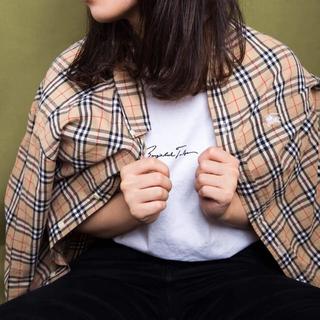 BURBERRY - Burberry 正規品 90年代 シャツ