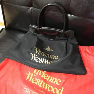 ヴィヴィアンウエストウッド(Vivienne Westwood)のVivienne Westwood Red Label  保存袋付き (ハンドバッグ)