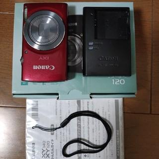 キヤノン(Canon)のCanon IXY120 (コンパクトデジタルカメラ)