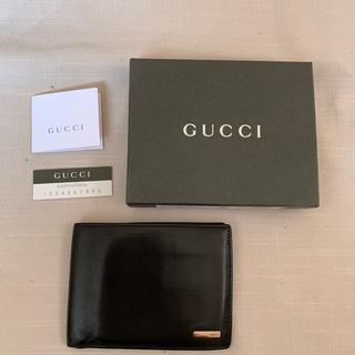 グッチ(Gucci)のグッチ 二つ折り財布(折り財布)