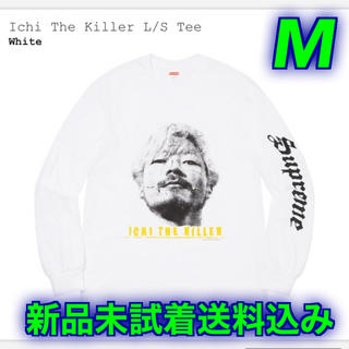 Supreme - Ichi The Killer L/S Tee ホワイト白 サイズM