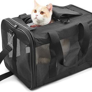 ★値下げ!週末まで!Mサイズ ペットキャリーバッグ 猫バッグ