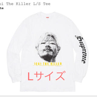 Supreme - Supreme Ichi The Killer L/S Tee 白 Lサイズ