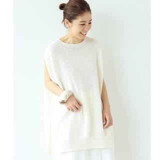 Plage - 今季新品タグ付き♡Plage  ワイドスリットアキプルオーバー◆ プラージュ