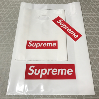 シュプリーム(Supreme)のsupreme 袋(ショップ袋)