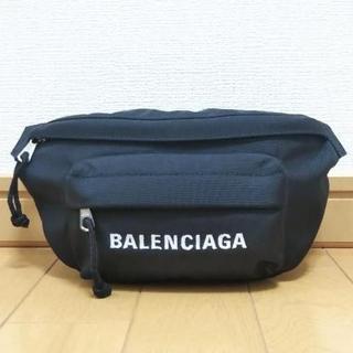 Balenciaga - BALENCIAGA ボディバッグ ウィール ベルトパック S