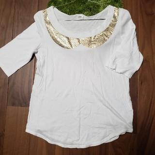 ハコ(haco!)のhaco  nUSY  Tシャツ(Tシャツ(長袖/七分))